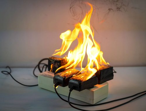 Class E Fire: Electrical Devices & Appliances
