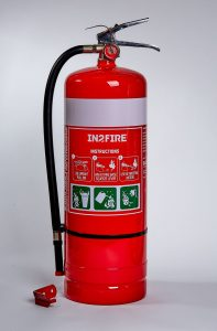 fire extinguisher melbourne