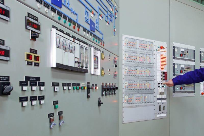 fire indicator panel